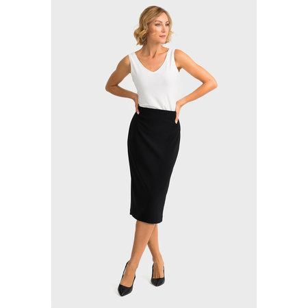 Agnes Midi Skirt - Black