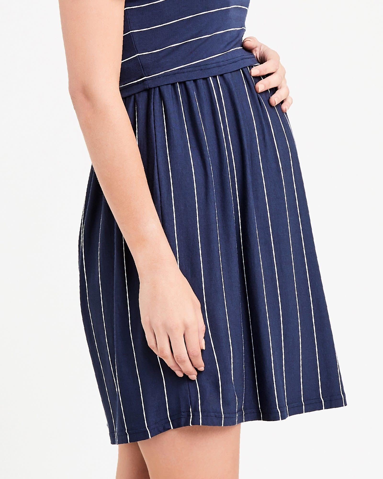Crop Top Nursing Dress