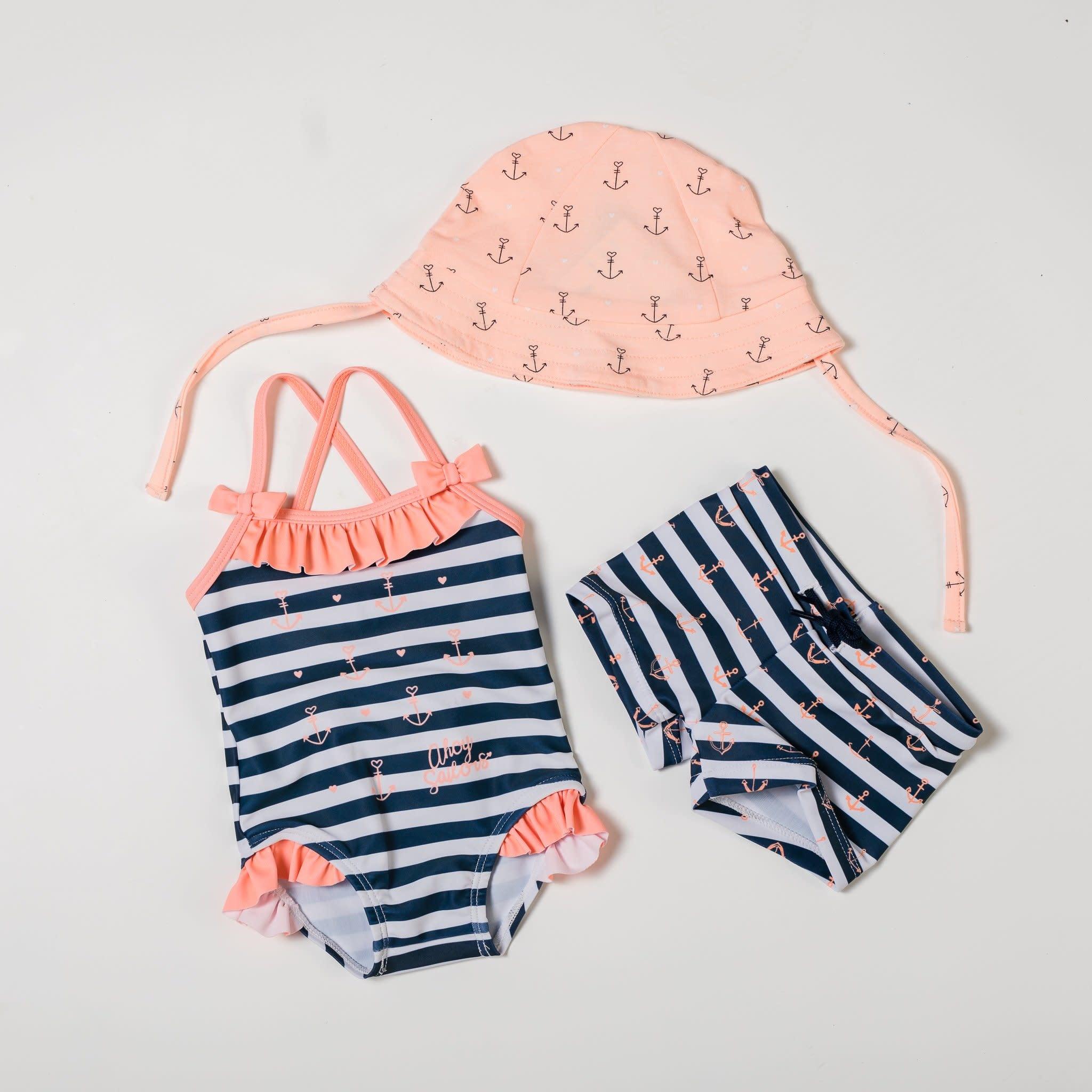 Nautical Swim Shorts