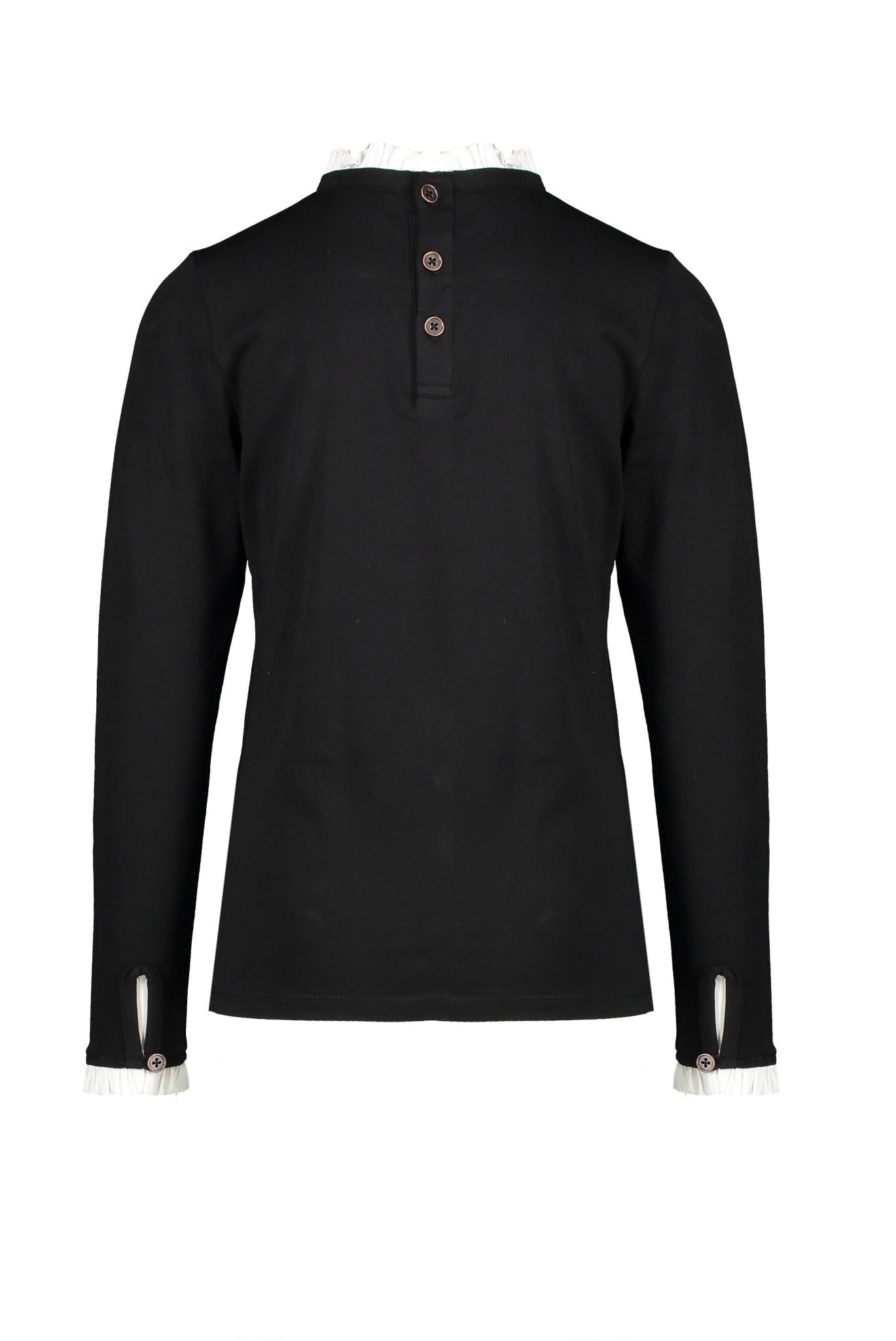 Kana Shirt with Ruffle Details