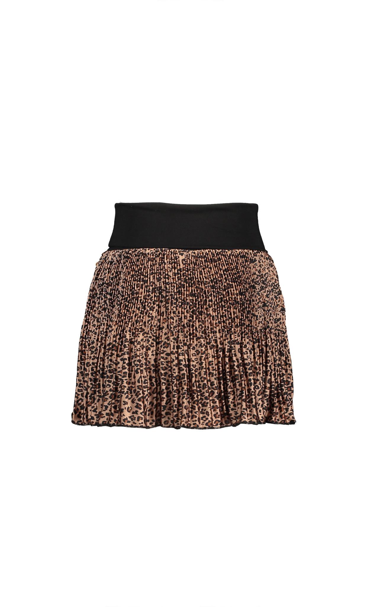 Naly Plisse Skirt