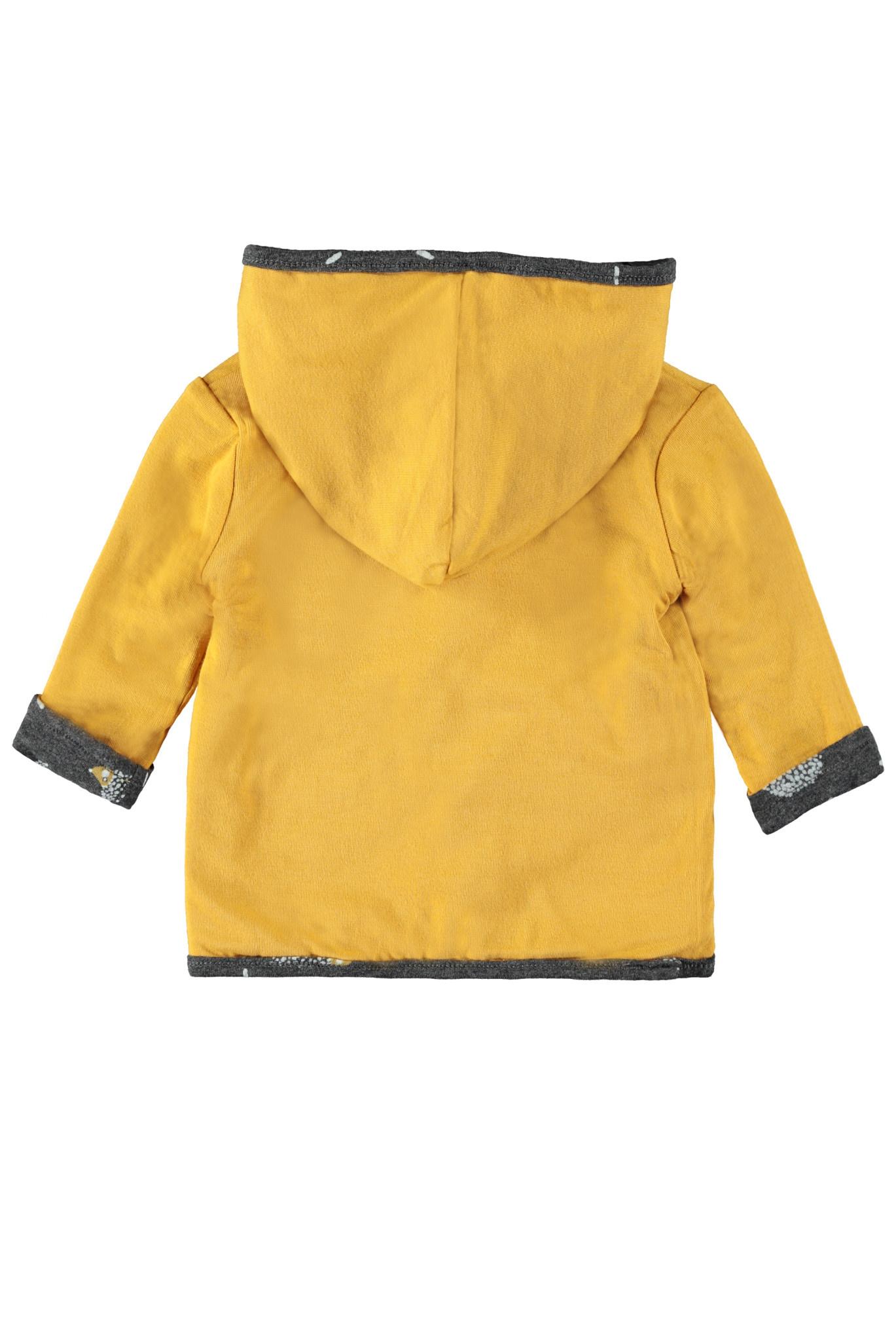 Berrie Reversible Jacket Free Hugs