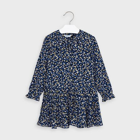 Heart Chiffon Dress