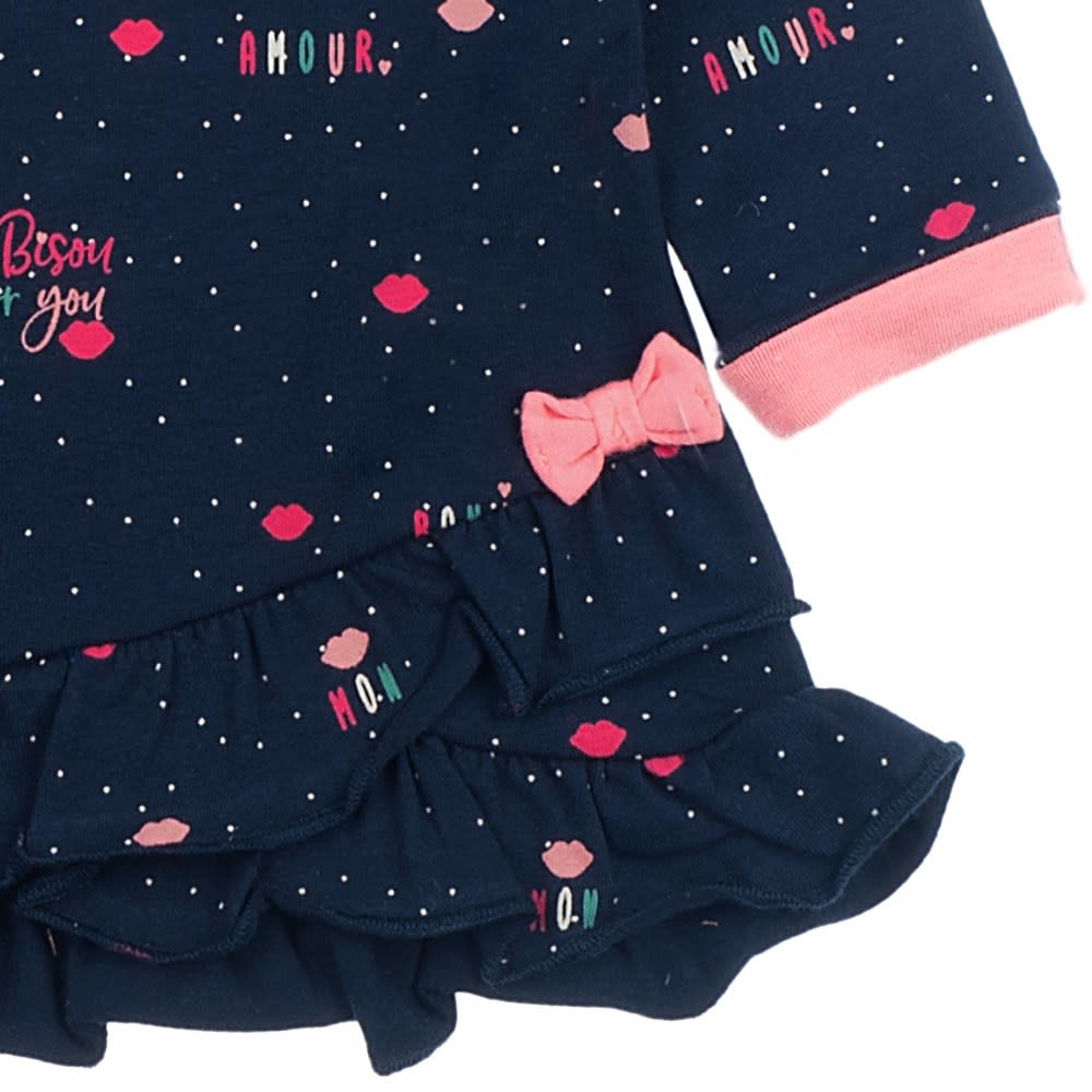 Print Dress - Mon Petit