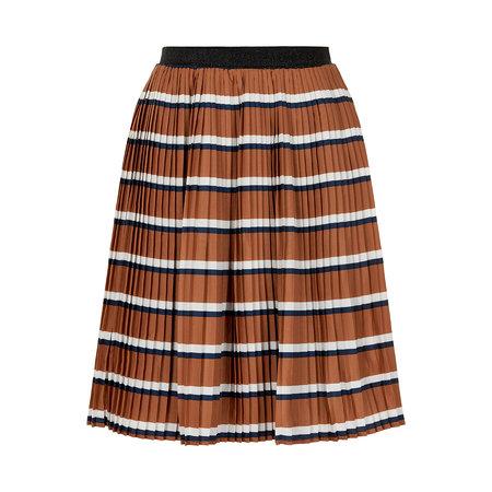 Rachel Pleat Skirt