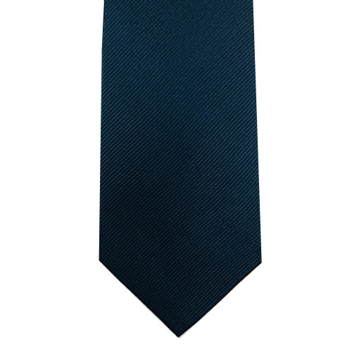 Men's Basic Tie - Navy