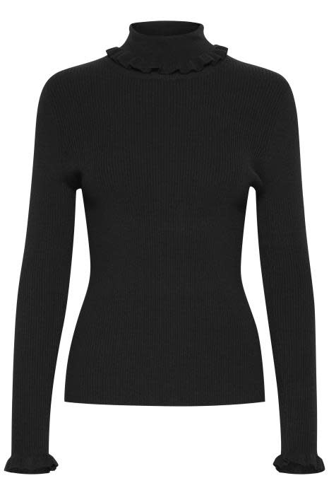 Nada Frill Sweater