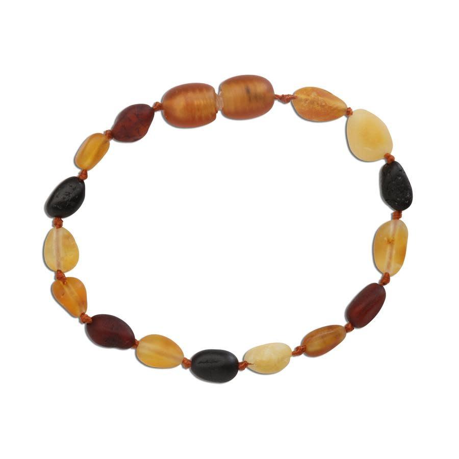 Raw Amber Teething Bracelet