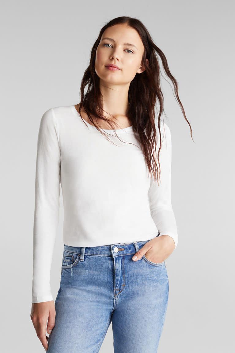 Organic Cotton Long Sleeve Basics