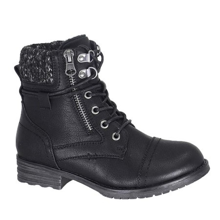 Girls Charlie Boot - Black