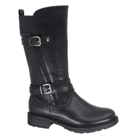 Girls Jayda Boot - Black