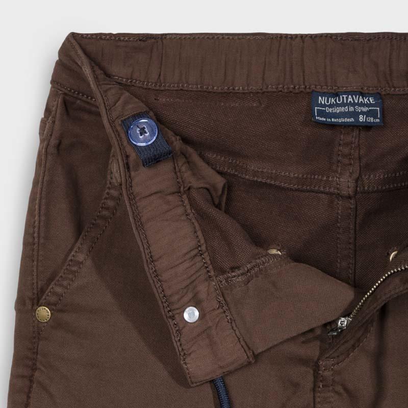 5 Pocket Loose Fit Pant