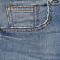 Luxe Long Denim Skirt