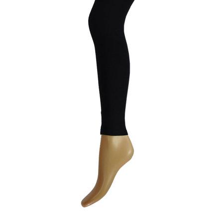 Girls Cotton Basic Leggings