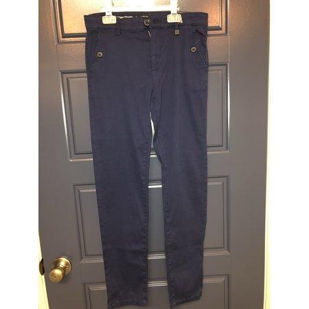 Boys Navy Dress Pants - Size 12