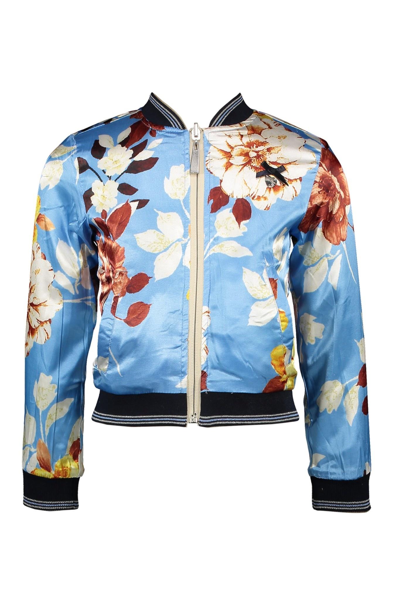 Isabella Reversible Bomber Jacket