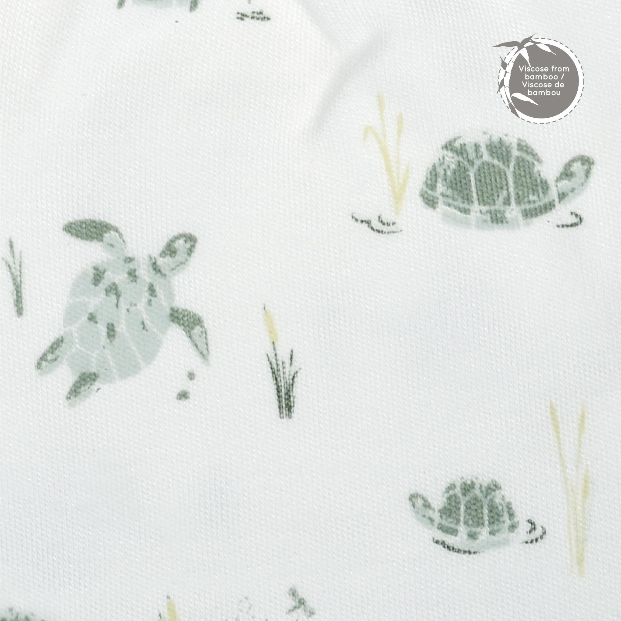 Bamboo Sleep Sack - 1 Tog - Turtles