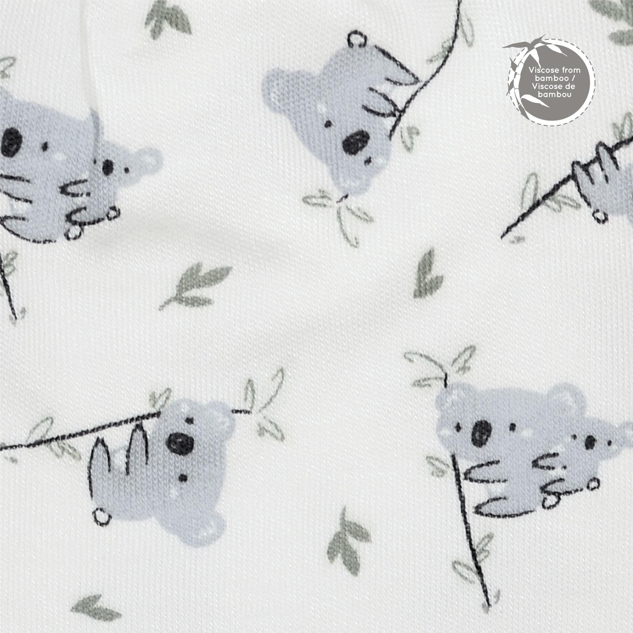 Bamboo Sleep Sack - 1 Tog - Koalas