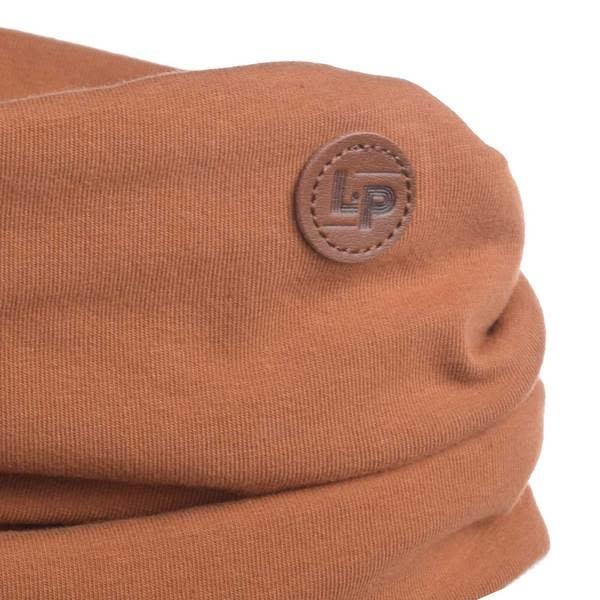 Cotton Loop Scarf - Caramel