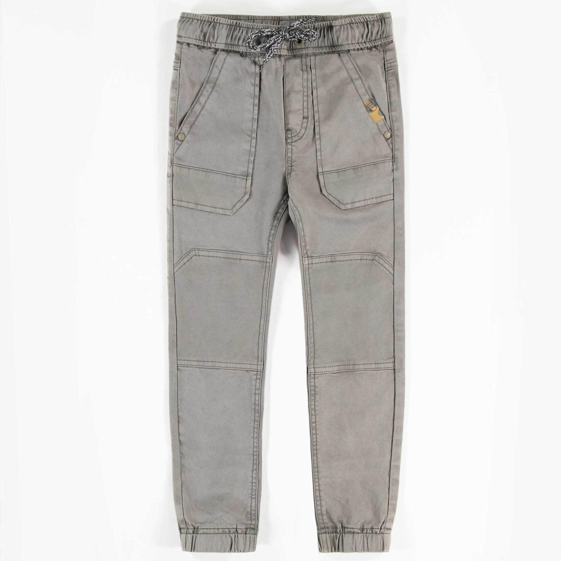 Sand Colored Denim Pants
