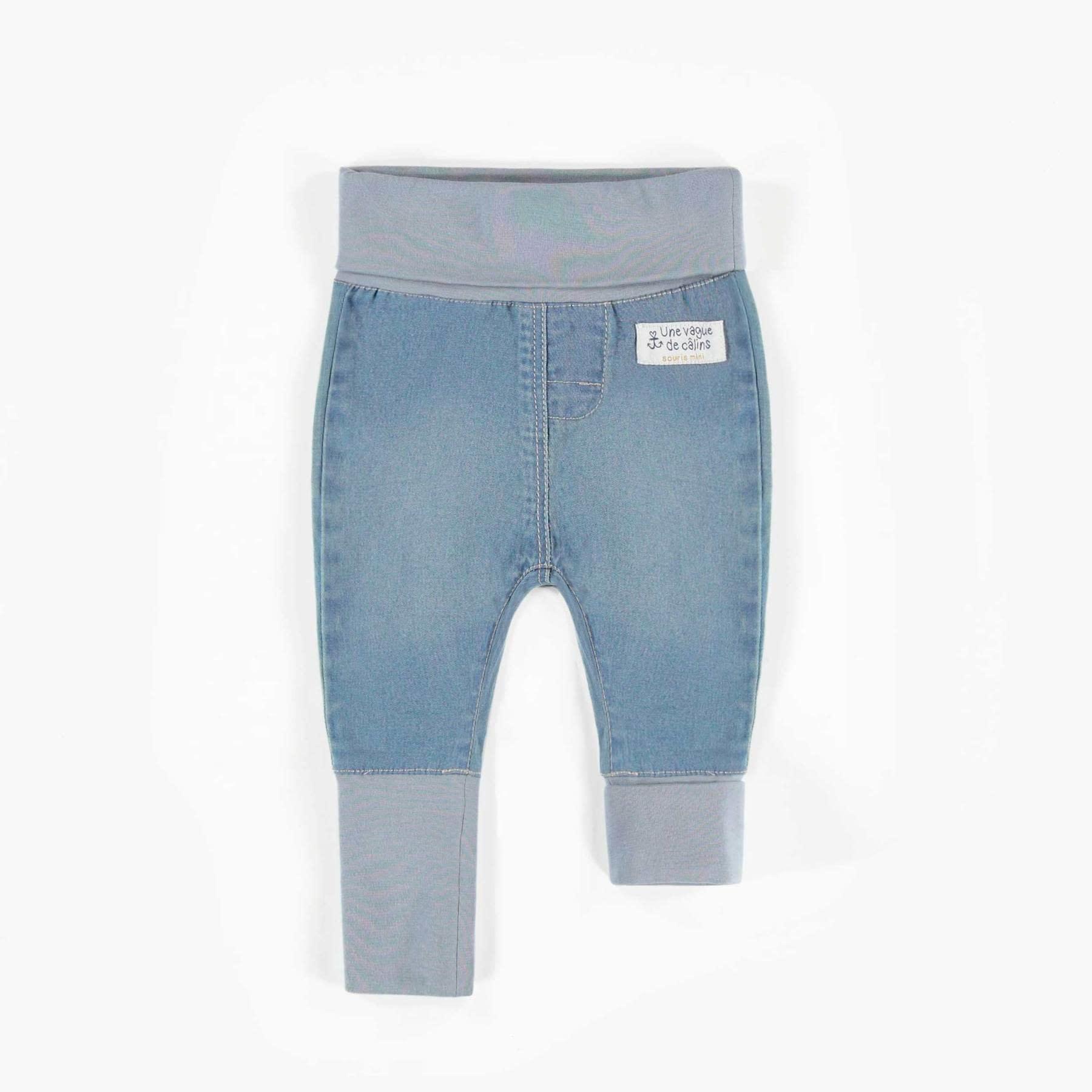 Jersey Cuffed Pants