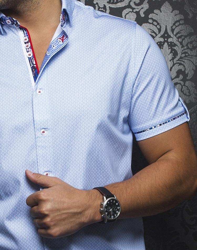 Balotelli Shirt - Light Blue
