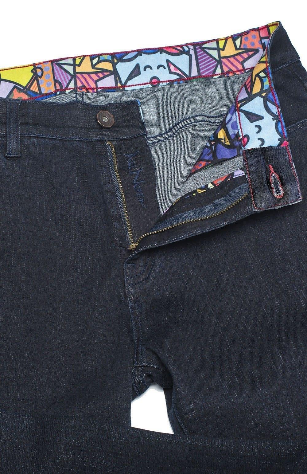 Dean Dark Wash Jeans