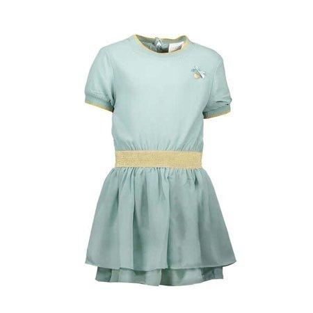 Seafoam Green Chiffon Dress
