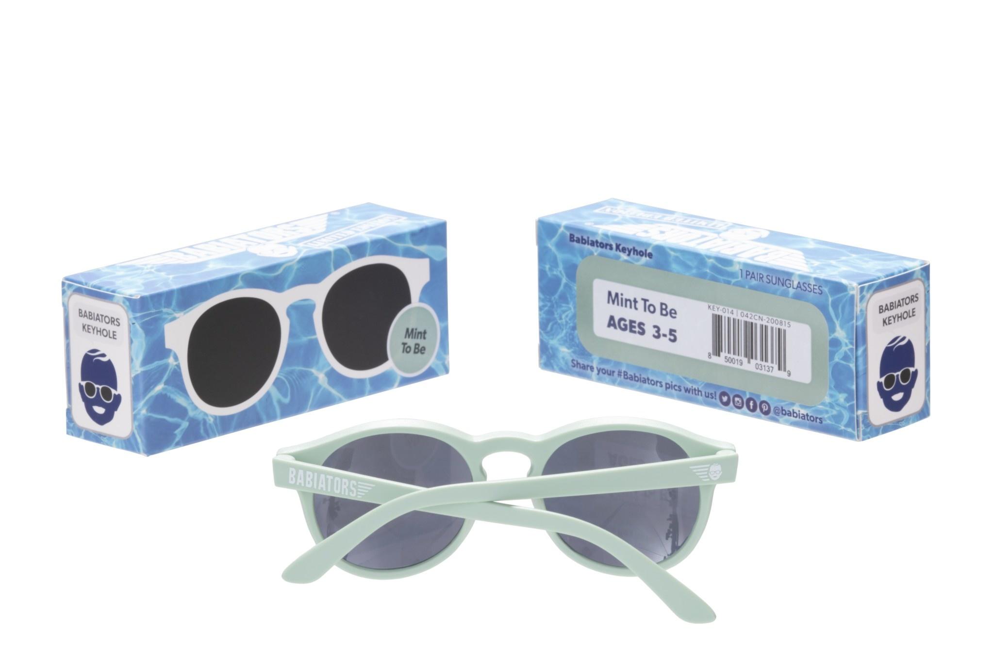 Keyhole Style Sunglasses - Mint to Be