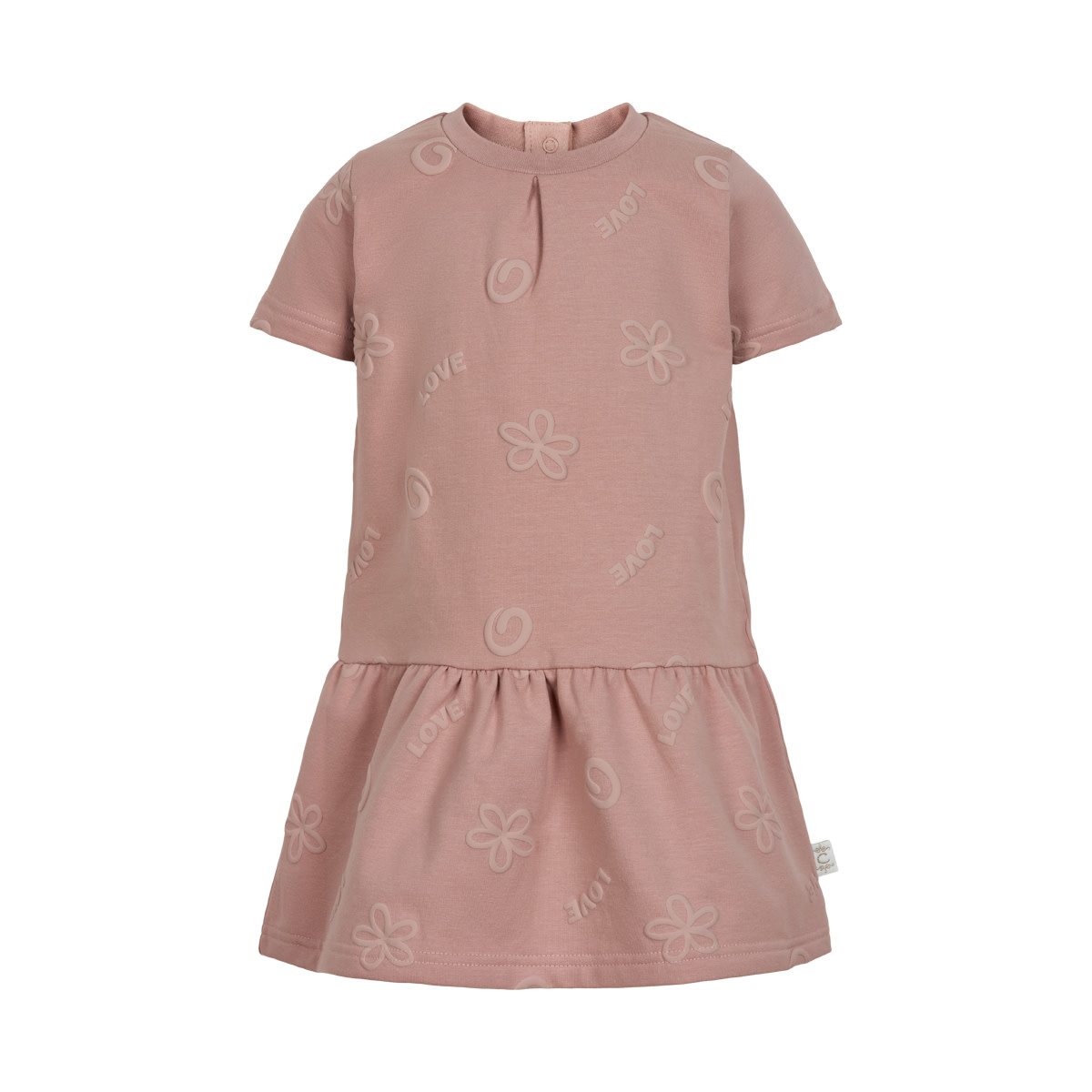 Sweater Dress - Adobe Rose