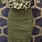 Layered Skirt - Cedar Green