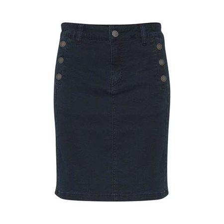 Lomax Skirt - Dark Peacoat