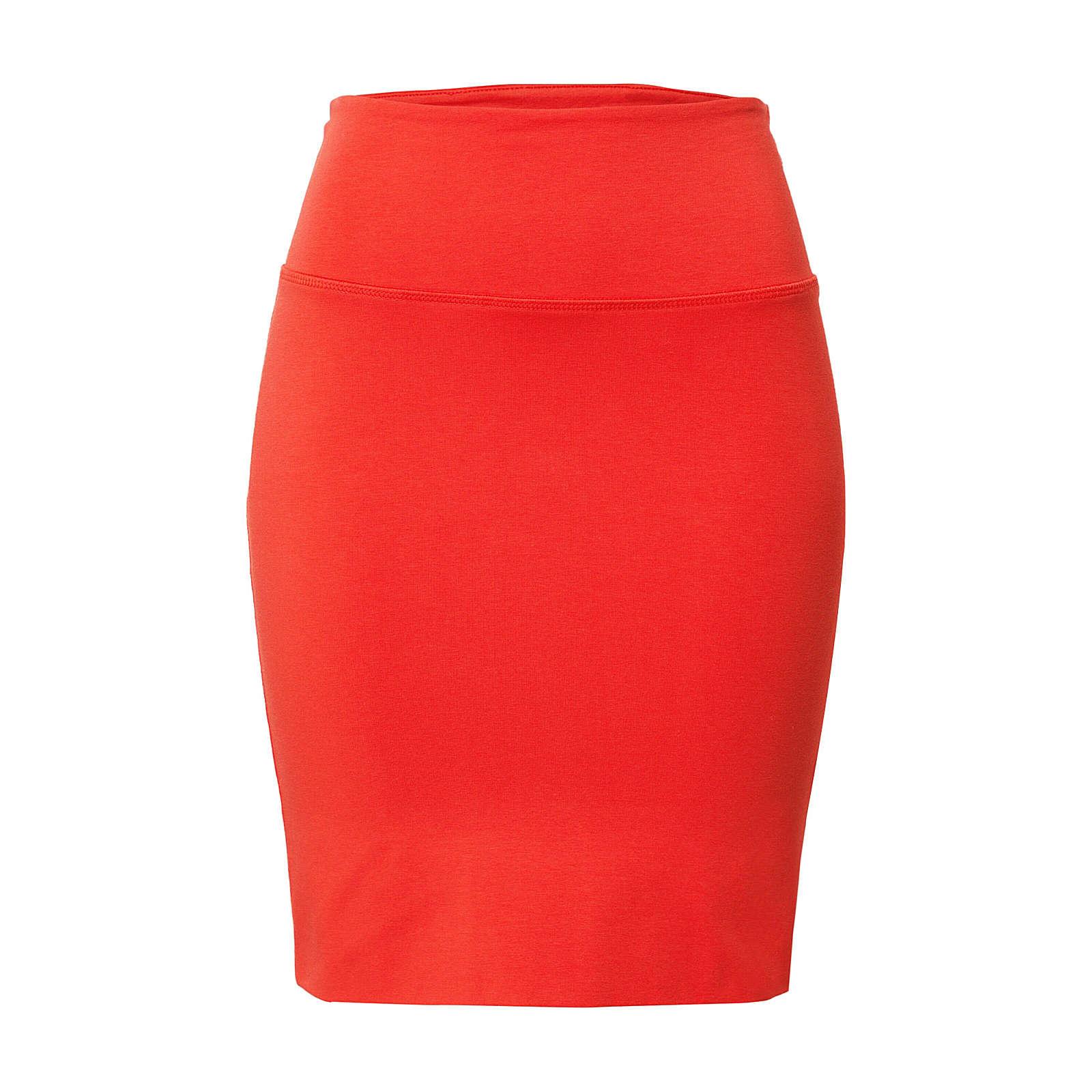 Penny Skirt - High Risk Red