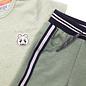 Panda Tee & Shorts Set