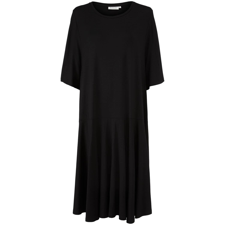 Black Nessana Dress