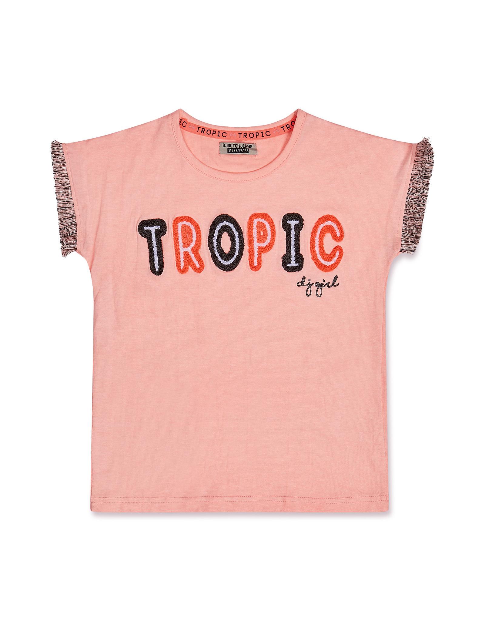 Tropical Girl Tee