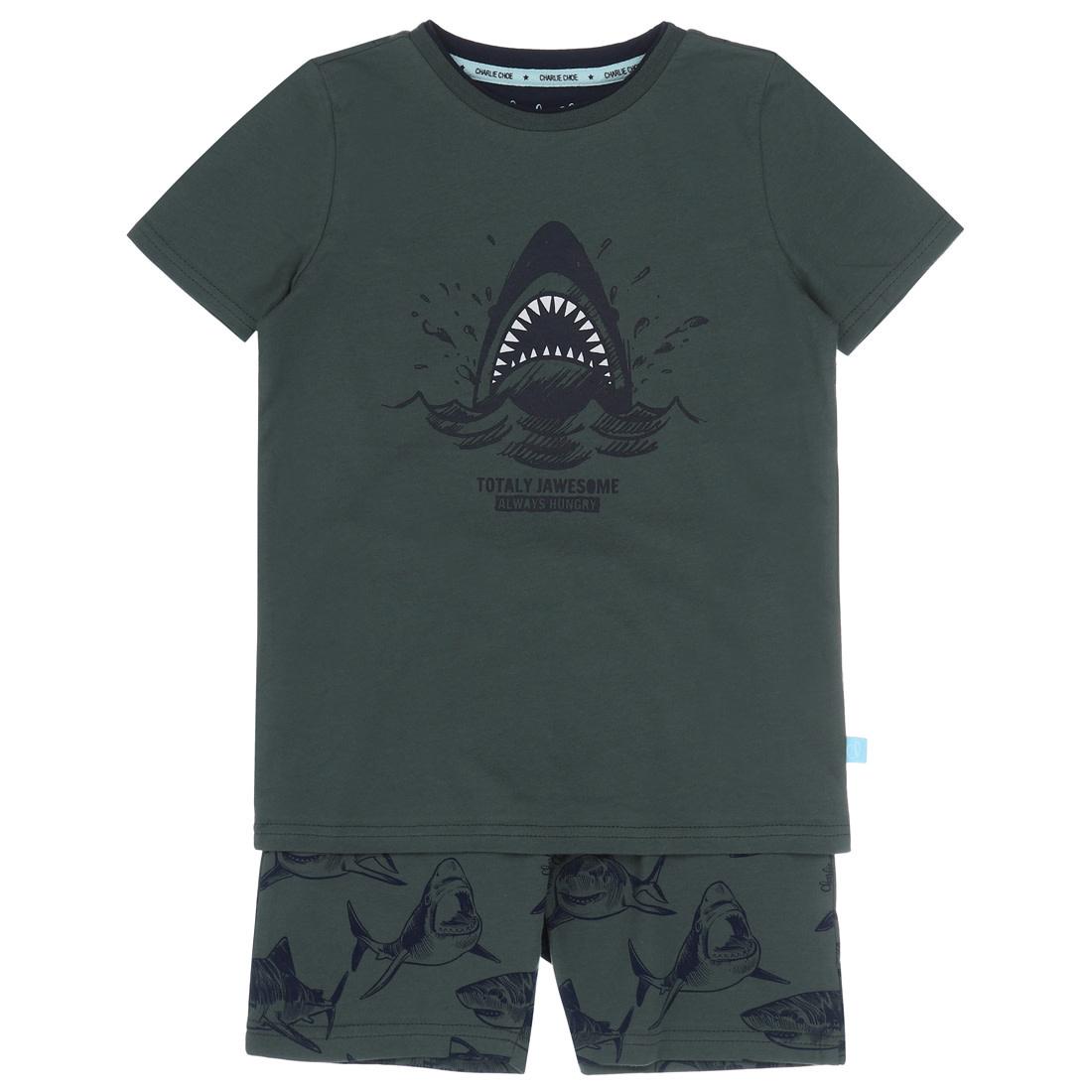 Shark PJ Set