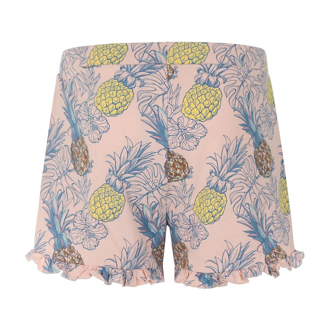 Ladies Aloha PJ Set