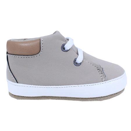 Jensen Grey Robeez Shoes - First Kicks