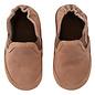 Liam Camel Leather Robeez Shoes - Soft Soles