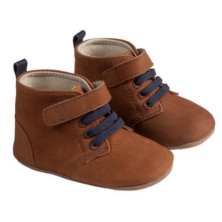 Lucas Camel Robeez Shoes - First Kicks