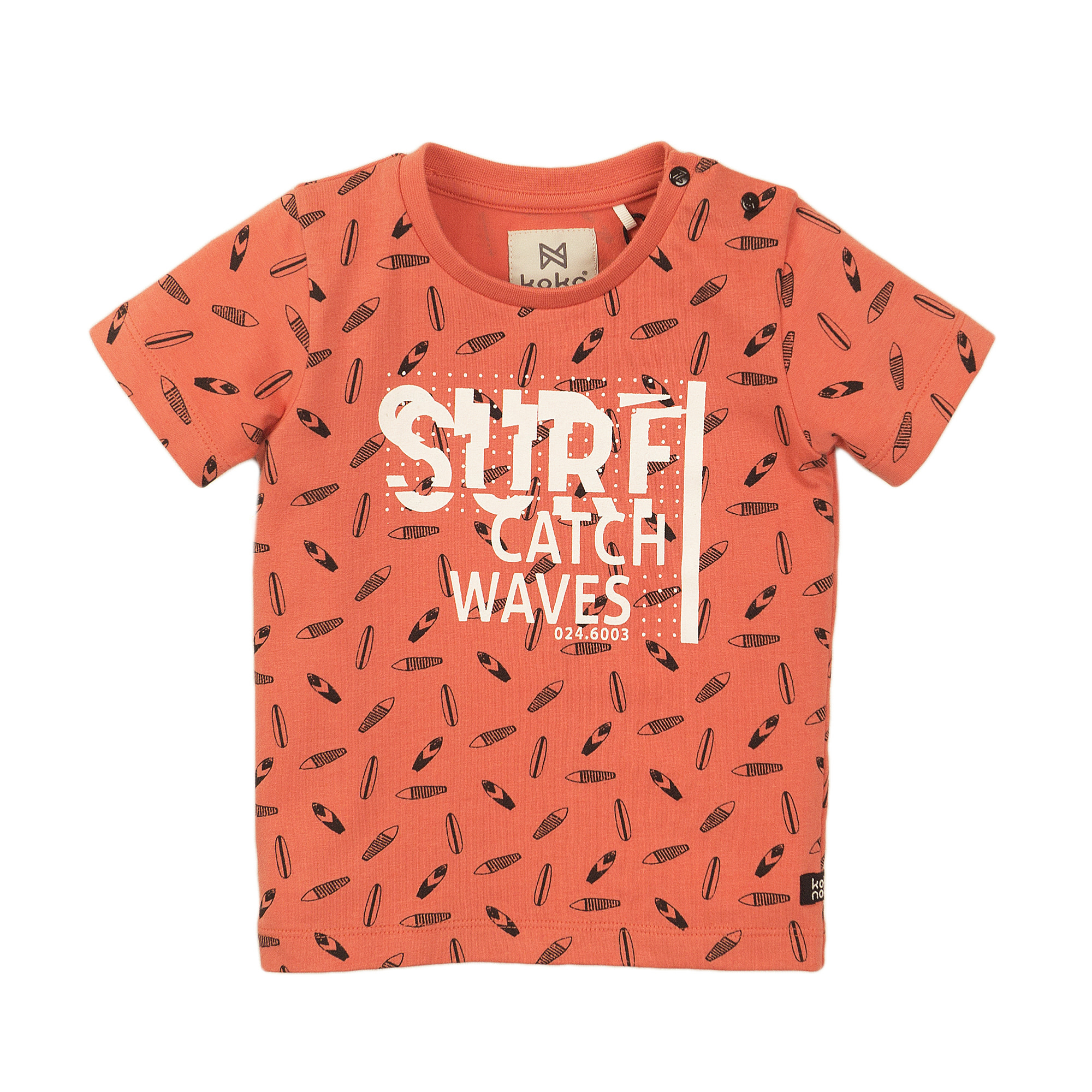 Catch The Waves Tee