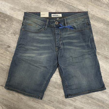 Jonas Vintage Wash Denim Shorts