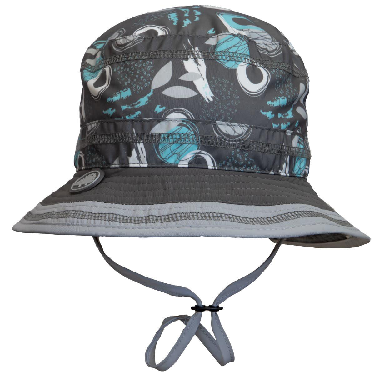 Bucket Hat - Grey Print