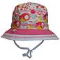 Bucket Hat - Pink Print