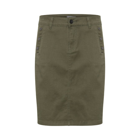 Lomax Skirt - Hedge