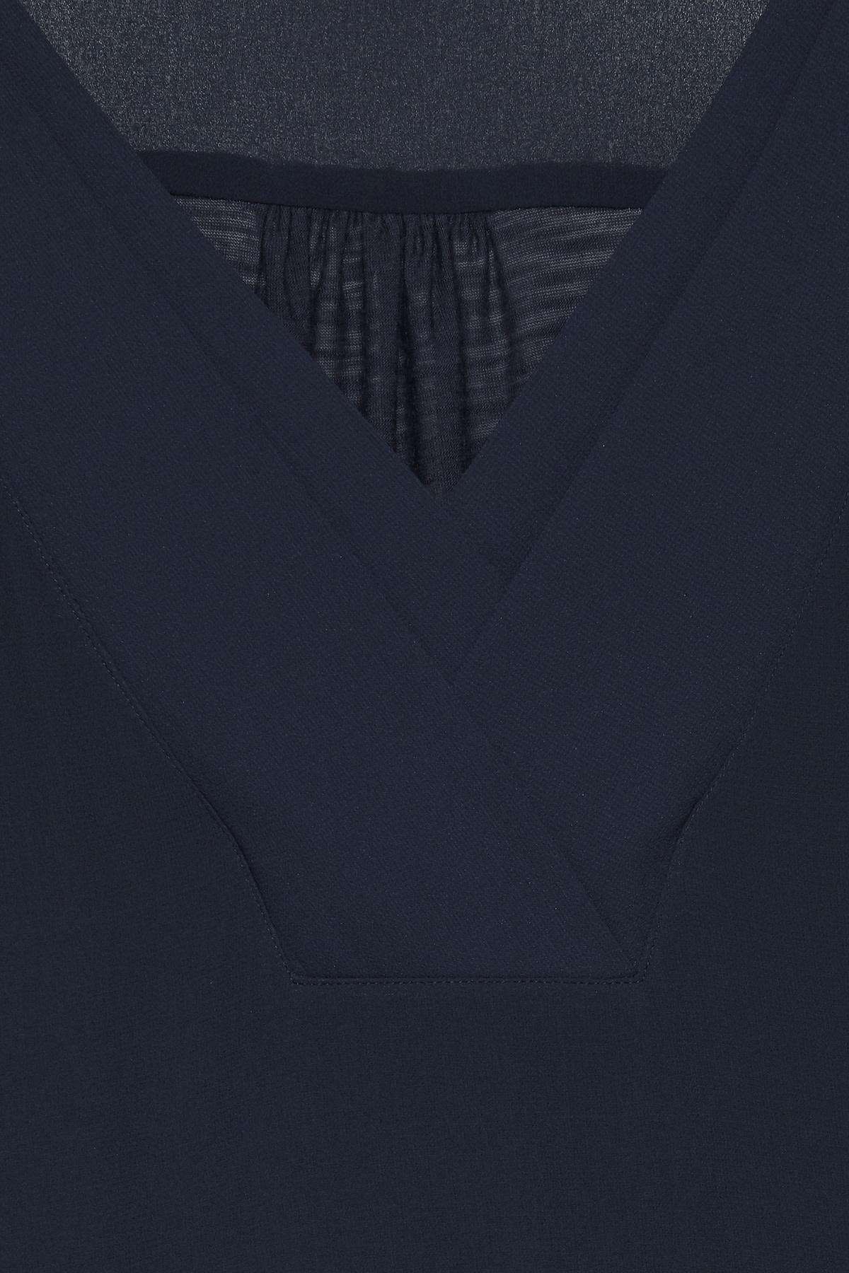 Zawo Blouse - Black Iris