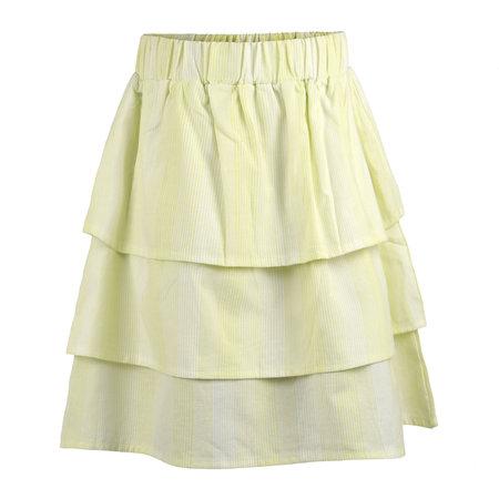 Retro Stripe Skirt