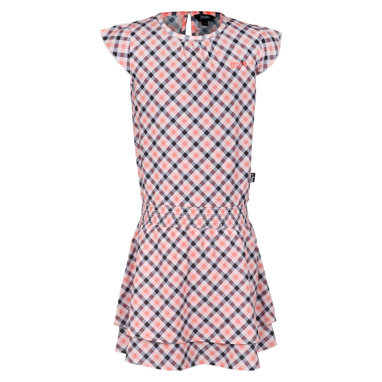 Tropi-Cool Plaid Dress