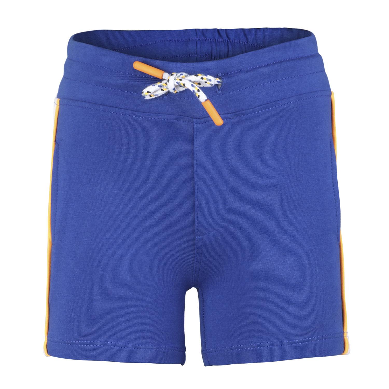 Blue Jersey Shorts